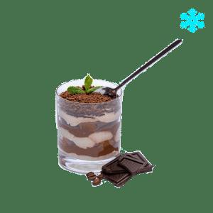 Šaldytas desertas Tiramisu, 80 g