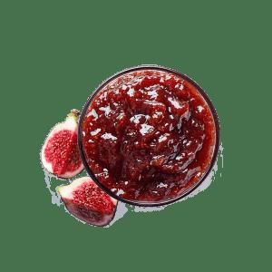 Džemas figų tamsus, 370g