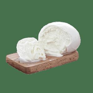 Sūris Burrata, 50%