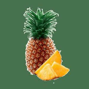 Ananasas, didelis, plukdinti laivu