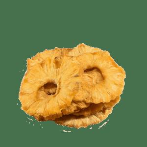 Džiovinti ananasai, 300g